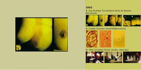 concurso naranja 2002