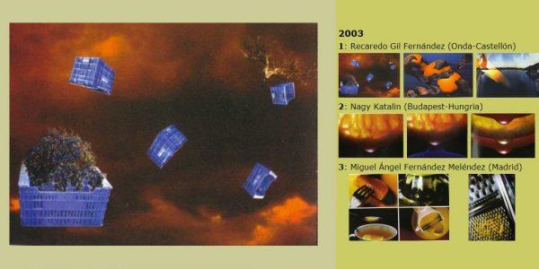 concurso naranja 2003